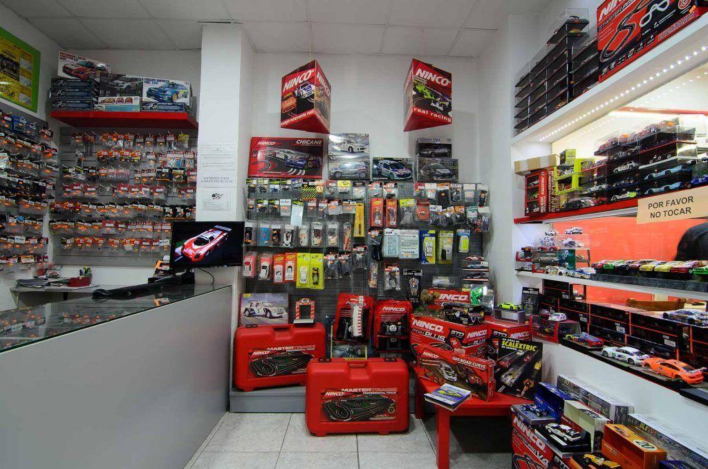Comprar Scalextric Mallorca